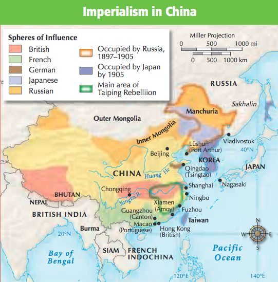 Imperialism, WWI, and Communism in China | US-China Institute