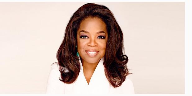 Oprah at USC