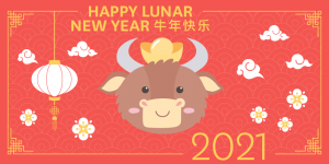 Happy Year of the Ox