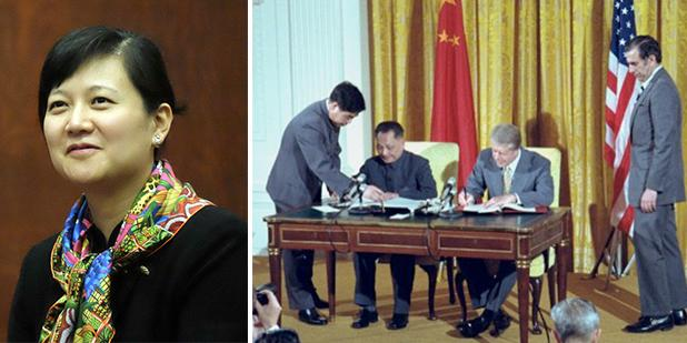 USC:A Chinese View of The Restoration of China-US Ties