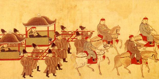 Highlights of the history of chinese foreign relations