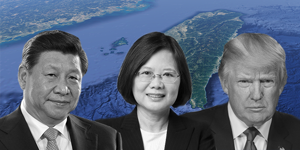 USC:A Time of Uncertainty in U.S.-Taiwan-China Relations