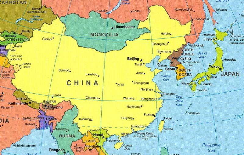 War Revolution And Nation Making East Asia Since 1900 Us China